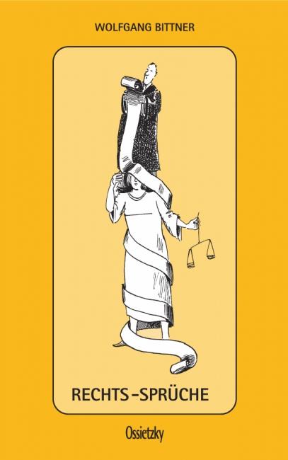 Cover: Rechts-Sprüche