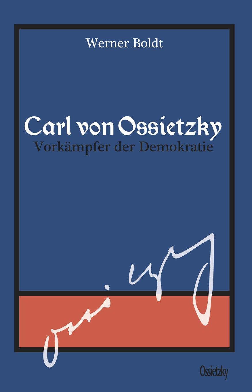 Cover: Ossietzky Biographie