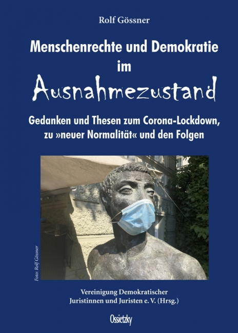Cocer Menschenrechte und Demokratie im Ausnahmezustand