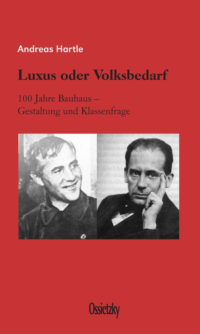 Cover: Luxus oder Volksbedarf